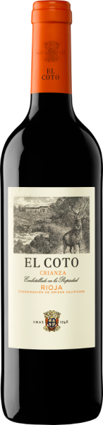"""Rioja """"El Coto"""" Crianza DOCa"""