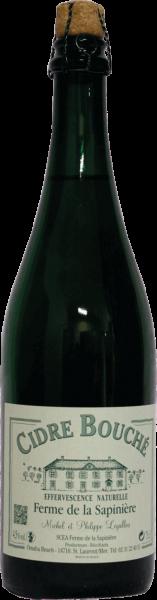 """Cidre """"Ferme de la Sapinière"""" demi-sec"""