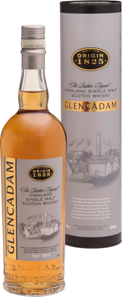 Glencadam Origin 1825 Highland Single Malt Whisky