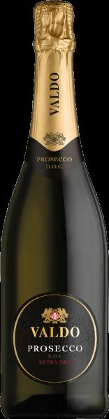 """Valdo Prosecco Spumante """"Etichetta Nera"""" DOC Extra Dry"""