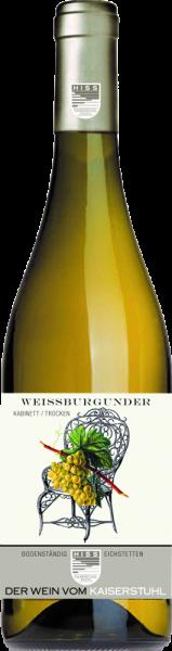 Weingut Hiss Weißburgunder Kabinett