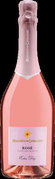 """Rosé Spumante """"Maschio dei Cavalieri"""" Extra Dry"""