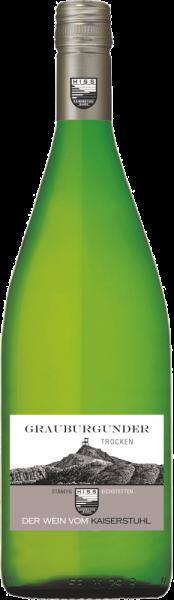Weingut Hiss - Grauburgunder Eichstetter Herrenbuck QbA