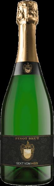 """""""Sekt vom Hiss"""" Pinot Brut Winzersekt - traditionelle Flaschengärung"""