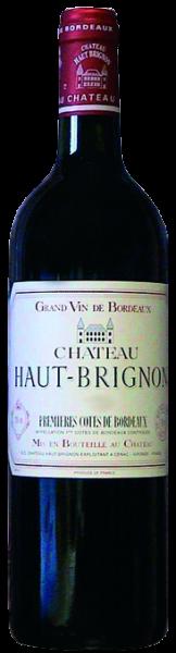 Château Haut-Brignon Premières Côtes de Bordeaux AOC