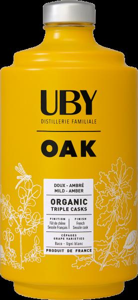 Uby Oak Armagnac - 40% Vol.