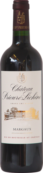 Château Prieuré-Lichine Margaux 4ième Grand Cru Classé AOC