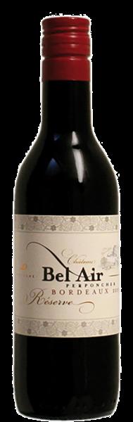 Château Bel Air Perponcher - Mignon Château Bel Air rouge Réserve Bordeaux AOC