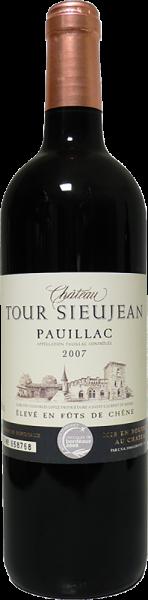 Château Tour Sieujean - Château Tour Sieujean Cru Bourgeois Pauillac