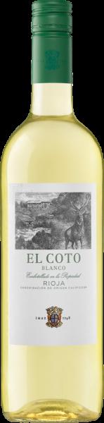 """Rioja """"El Coto"""" blanco DOCa"""