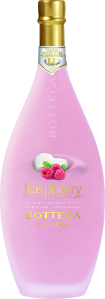 Raspberry Liquore Bottega - 15% Vol.