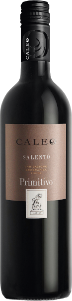 Casa Vinicola Botter - Primitivo Salento Caleo Apulien IGT