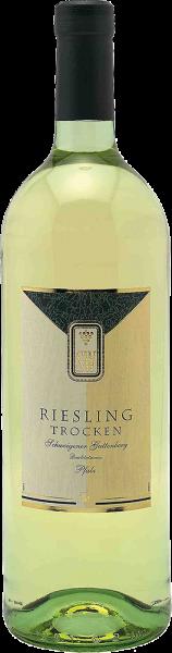 Südpfälzer Weinvertrieb - Julius Metzinger Riesling QA trocken