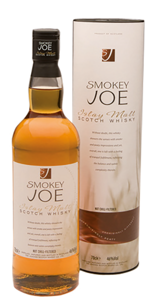 The Leading Scotch Whisky Company - Smokey Joe Islay Malt Scotch Whisky not chillfiltered
