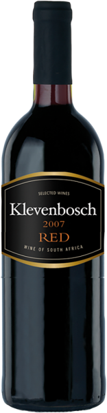 McGregor Winery - Klevenbosch Red