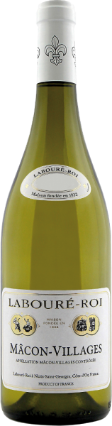 "Mâcon Villages blanc AOC ""Labouré Roi"""