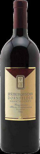 Südpfälzer Weinvertrieb - Julius Metzinger Spätburgunder-Dornfelder QbA halbtrocken