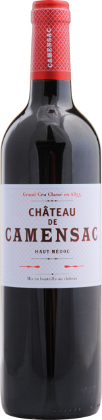 Château Camensac Haut-Médoc 5ième Grand Cru ClasséAOC