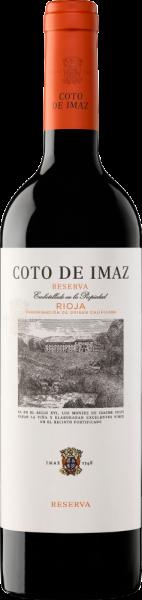 """Rioja """"Coto de Imaz"""" Reserva DOCa"""