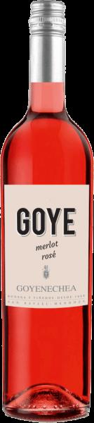 """Goyenechea Merlot Rosé """"GOYE"""""""