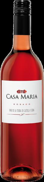 Agricola Castellana Cuatro Rayas - Casa Maria Tempranillo rosado Tierra de Castilla