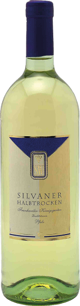 Südpfälzer Weinvertrieb - Julius Metzinger Silvaner QbA halbtrocken