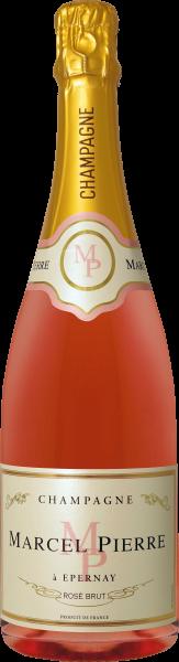 """Champagner """"Marcel Pierre"""" Rosé Brut"""
