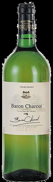 Les Vins de Saint Saturnin - Baron Charcot blanc Vin de Pays de lHerault