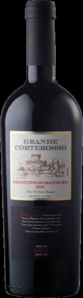 """Primitivo di Manduria DOC """"Grande Corterosso"""""""