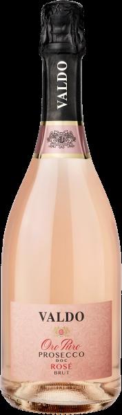 """Valdo """"Oro Puro"""" Rosé Prosecco DOC brut Millesimato"""