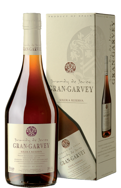 Garvey - Spanischer Brandy Gran Garvey