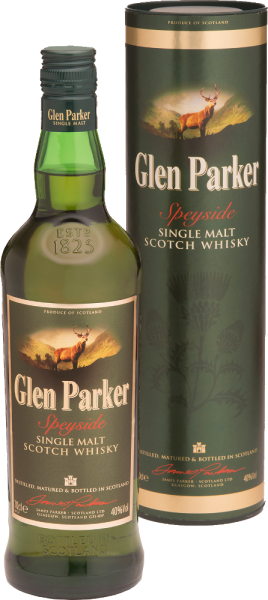 Glen Parker Speyside Single Malt Whisky