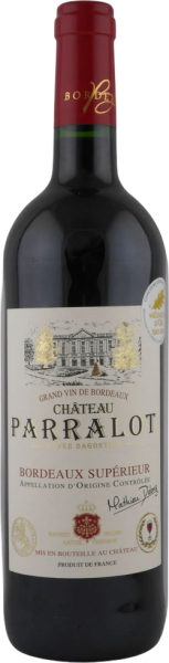 Château Parralot Bordeaux Supérieur AOC