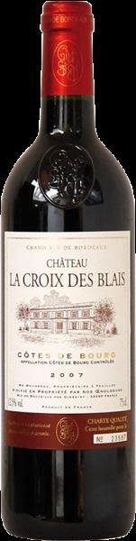 Château la Croix des Blais - Château la Croix des Blais Côtes de Bourg AOC