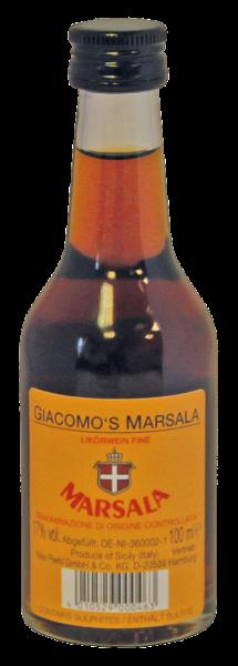 """Mini Marsala Fine """"Giacomo's"""" DOC"""