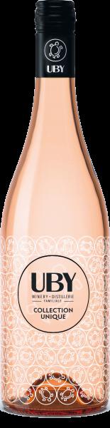 """Uby """"Collection Unique"""" Rosé Côtes de Gascogne IGP"""