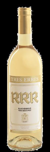 Bodegas Roqueta - RRR Tres Erres blanco semi dulce
