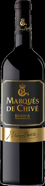 Gandia - Marqués de Chivé Utiel-Requena Reserva DO