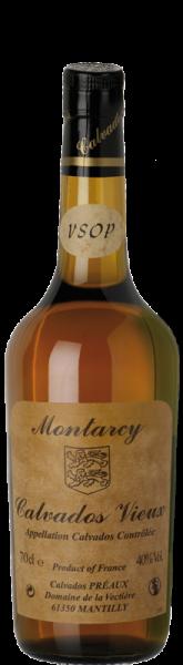 """Calvados Vieux """"Montarcy"""" AOC V.S.O.P."""