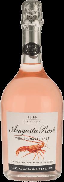 """Aragosta"" Rosé Vino Spumante Brut"