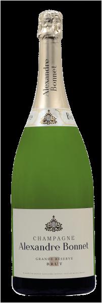 """Magnum Champagner """"Alexandre Bonnet"""" Brut Grande Réserve"""