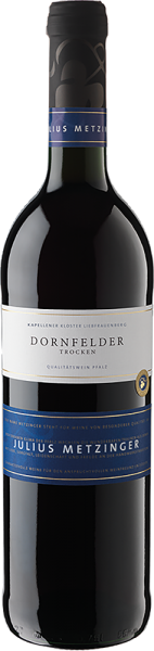 Weingut Gillot - Julius Metzinger Dornfelder QbA trocken