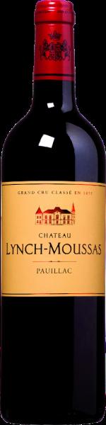 Château Lynch Moussas Pauillac 5ième Grand Cru Classé AOC