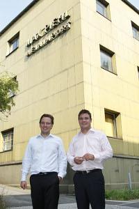 Alexander und Maximilian Piehl