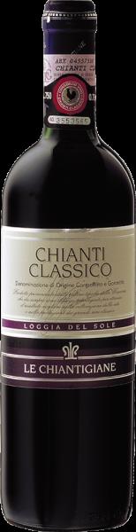 Le Chiantigiane - Loggia del Sole Chianti classico DOCG