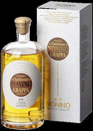 """Nonino Grappa """"Lo Chardonnay"""" in Barriques"""