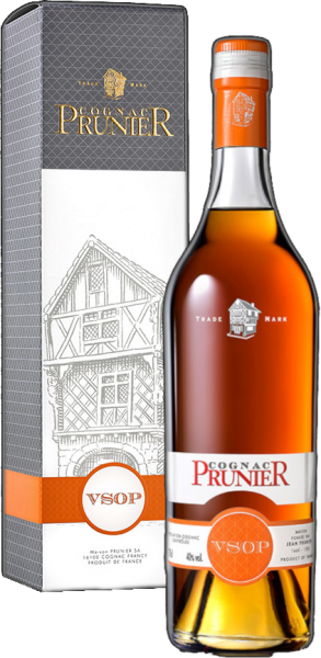 """Cognac """"Prunier"""" V.S.O.P."""