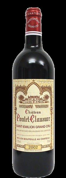 Château Pontet Clauzure - Château Pontet Clauzure Saint Emilion Grand Cru AOC