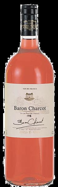 Les Vins de Saint Saturnin - Baron Charcot rosé Vin de Pays de lHerault