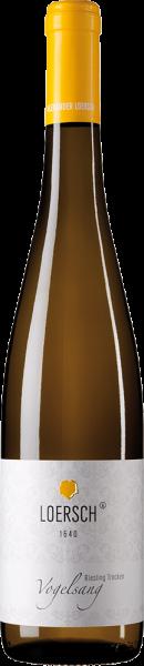 Weingut Loersch - Vogelsang Trittenheimer Apotheke Riesling trocken Mosel QbA